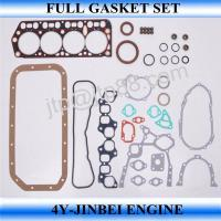 Buy cheap 4Y 04111-73030 Complete Engine Gasket Set For Engineering Machinery product