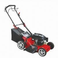 Buy cheap 3.8kW Self-propelled Gasoline Lawn Mower with 173cc Displacement and Steel Deck product