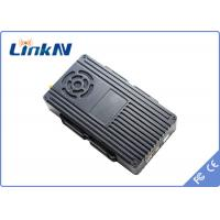 Rugged COFDM Transmitter Video Wireless Transmitter 1km Nlos Distance Transmission