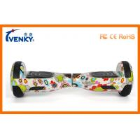 Buy cheap Standing Skateboard Two Wheels Self Balance Electric Scooter With LED Light product