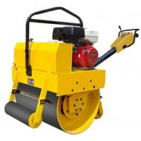 Buy cheap 5.5HP Small Road Roller , 30KN Exciting Force Vibratory Manual Road Roller product