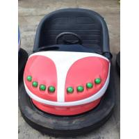 Buy cheap Outdoor Kids Bumper Cars Glass Steel Material LED Lights For Theme Park product