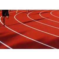 Buy cheap Non Slip Rubber EPDM Running Track For School Playground Wear Resistance product