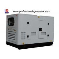 Buy cheap Self - Starting 10kVA Silent Diesel Generator Set with 4 - Stroke Engine for Land Use product