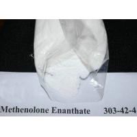 Buy cheap Medical Anabolic Steroid Powder Methenolone Enanthate 100mg CAS 303-42-4 product
