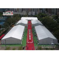 Buy cheap Water Proof PVC Marquee Tent For Cooperation Events And Ceremony Promotion product