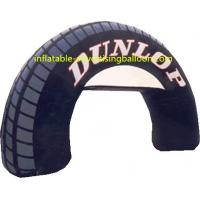 Buy cheap Customized 210D Oxford Fabric Inflatable Arch / Inflatable Gate Balloon For Wedding product