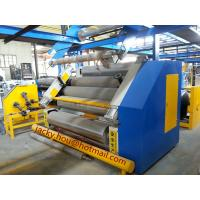 Buy cheap used Single Facer Corrugator Machine, Fingerless type , Inner Vacuum Suction Model product