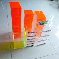 Buy cheap 2017 acrylic cell phone display stand clear acrylic mobile phone holder product