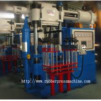 Buy cheap 500 Ton Automatic Precise Rubber Injection Moulding Machine / Rubber Forming Machine product