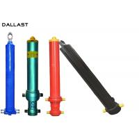 Buy cheap Customized Single Acting Hydraulic Cylinder for Agricultural Dump Truck / Farm Truck product