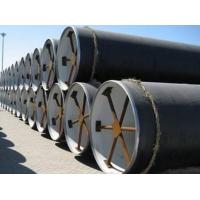 Buy cheap ASTM A36 Double Submerged Arc Welded Pipe , Oil / Gas Steel Pipe For Construction product
