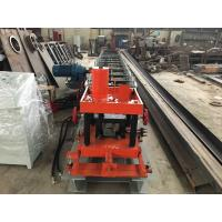 Buy cheap CE Compliance C Z Quick Change Purlin Roll Forming Machine / Roll Form Machines product