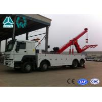 China SINOTRUK HOWO 6x4 Heavy Duty Wrecker Tow Truck For Car Accident on sale