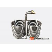 Buy cheap Customized Industrial Stainless Steel Heat Exchangers Welded Tubing Coil product