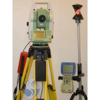 China Leica TCRP 1201 R300 Robotic Total Station on sale