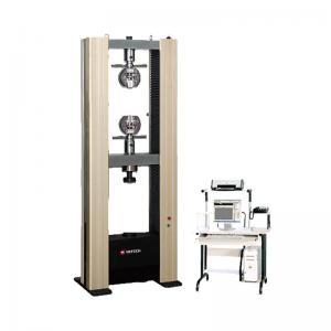 Buy cheap Gate Type Electronic Universal Testing Machine , Mechanical Universal Testing Machine product
