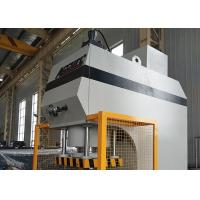 Buy cheap Hydraulic Single Action Press Machine High Precision Frame Type product