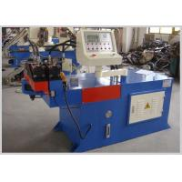 Buy cheap High Speed Automatic Pipe Bender , Microcomputer Control Cnc Tube Bending Machine product