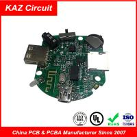 Buy cheap OEM ODM SMT FR4 1OZ ENIG Printed Circuit Board Assembly with customer BOM product