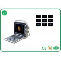China 12'' 3D / 4D Color Doppler Ultrasound Scanner With Electronic Linear / Convex 2 Probe wholesale