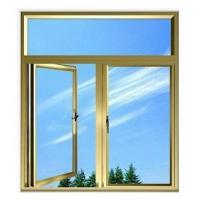 Buy cheap Anodized Aluminum Window Extrusion Profiles  product