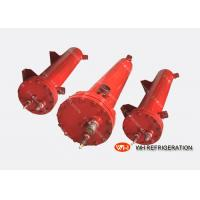 Buy cheap U Tube Heat Exchanger Shell And Tube Design For Refrigerant R22 R134a product