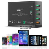 Buy cheap 5 port charger dock for iphone,5 port charger docking station desk charger for smartphone,ipad product