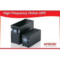 China  1, 2, 3 KVA 220V - 240V AC High Frequency Online UPS with RS232, SNMP, USB / 8A 50 - 60 Hz  for sale