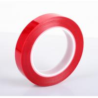 Buy cheap 25um Polyester Film Silicone Splicing Tape For Release Paper And Liner product