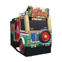 Buy cheap Let Us Go Jungle Shooting Arcade Machine Big Screen For 2 Players 200KG Weight product