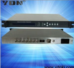 Buy cheap DVB-C IP MUX-Scrambling modolator product