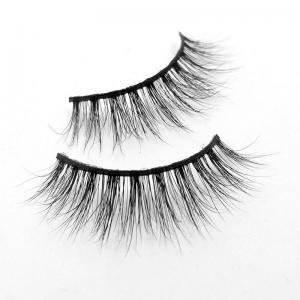 Quality Wholesale Real Mink Eyelashes Custom Luxury Eyelash Packaging Box 3D Mink for sale