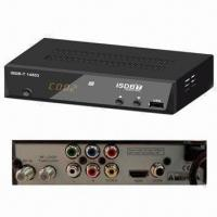 Buy cheap Full HD ISDB-T Receiver with USB Media Playback product