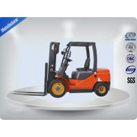China 7.0T Low Noise Hydraulic Pallet Truck / Double Air Filter Electric Lift Trucks wholesale