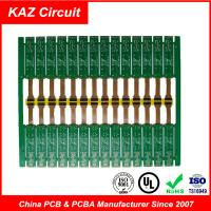 Buy cheap 2 Layer PCB Board FR-4&PI ENIG Rigid Flex Circuit Board 1.6 Mm 1 Oz Copper product