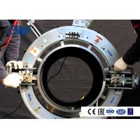 Buy cheap Split Frame Hydraulic Cold Tube Beveling Machine Processing Various Pipes product