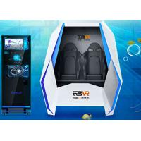 China LEKE THEATER 9D Virtual Reality Simulator / Interactive Virtual Reality Motion Simulator on sale