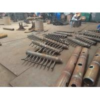 Buy cheap Customization Steam Distributor , Boiler Manifold Headers For Steam Boiler product