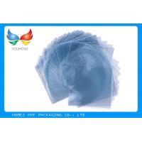 Buy cheap Plastic PVC Heat Shrinkable Film Rolls Blow Molding Processing For Glass Bottle Labels product