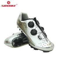 Non Slip Carbon Sole MTB Shoes Complete Size Choice With Unmatched Durability