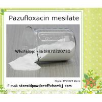 Buy cheap Safe 99% Pazufloxacin mesilate 163680-77-1 for Urinary Tract Infections and Gonorrhea product