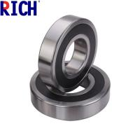 Buy cheap 12 - 40 Mm V1 Gearbox Bearings 6200 Series Ball Type Grease Lubrication product