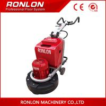 Buy cheap R600 Top quality high efficiency concrete floor edge grinder polishing machine product