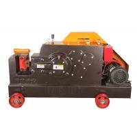 Quality Compact Steel Rebar Cutting Machine Hydraulic Automatic Iron Rod Cutter for sale