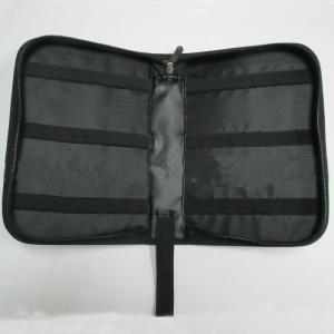 Buy cheap Multi Pocket Travel Tool Bag , Black Portable Electronics Travel Organizer product