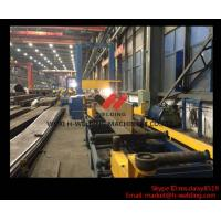 Buy cheap H Beam Track Welding H Beam Assembly Machine High Efficient For H Beam Fabrication product