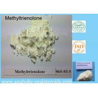 Buy cheap 99% Methyltrienolone Muscle Building Trenbolone Steroids Powder  965-93-5 product