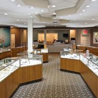 Buy cheap Glass Display Cases for Jewelry/jewelry and display cases product