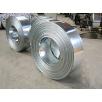 Buy cheap chromated / oiled G40 - G90, ASTM A653, JIS G3302 Hot Dipped Galvanized Steel Strip product
